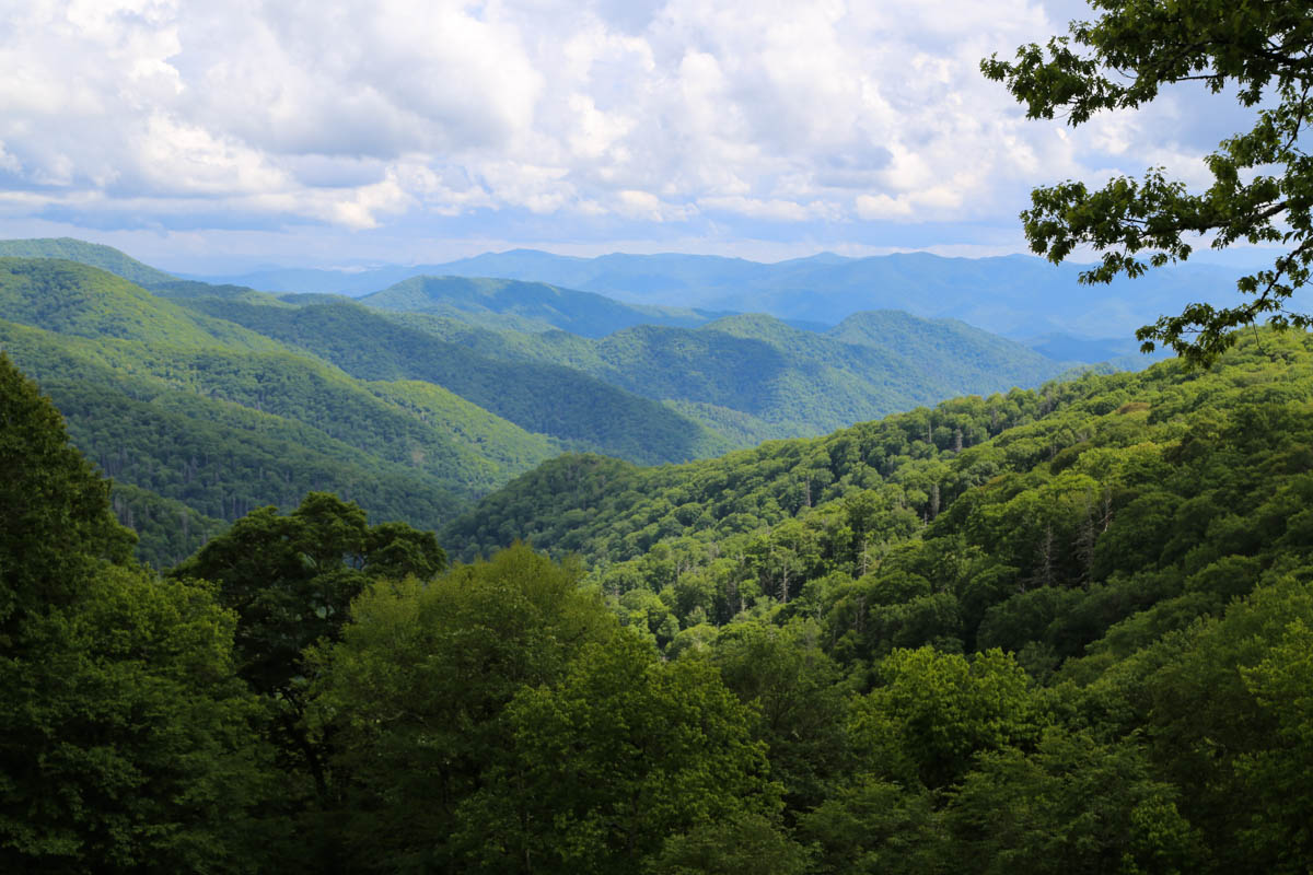 Satumainen Smoky Mountains