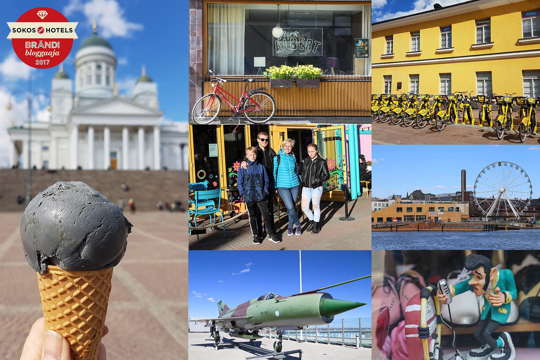 Hotelliloma Helsingissä teinien kanssa: mitä tehdä? Minne mennä?