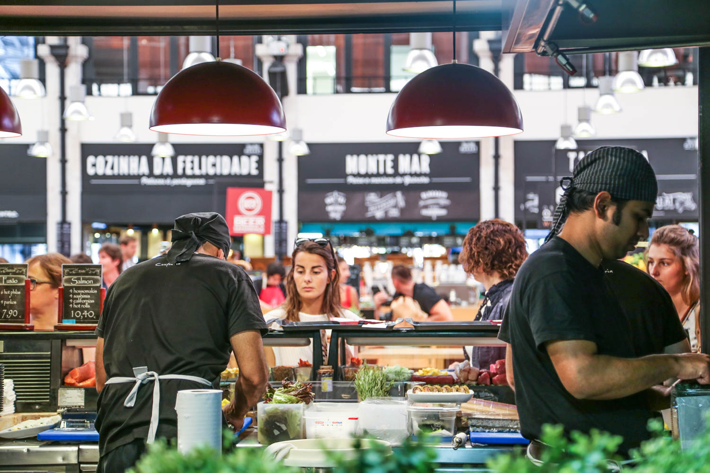 5 ruokaelämystä Lissabonissa