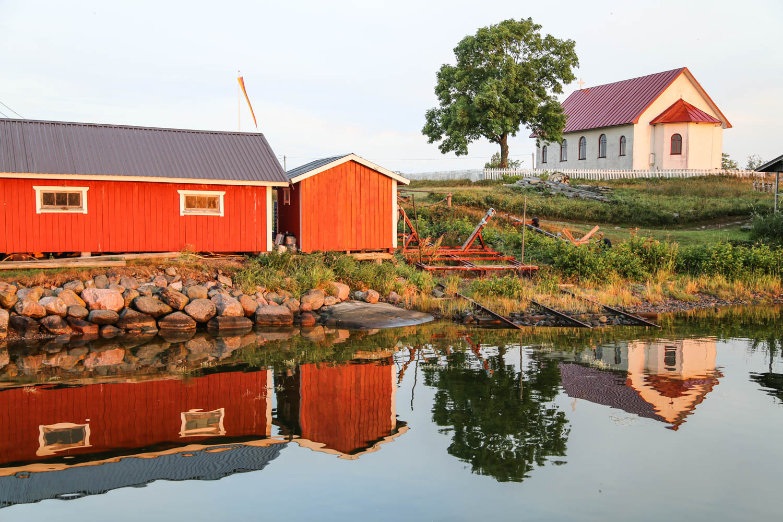 Aspö on Saaristomeren kaunein saari