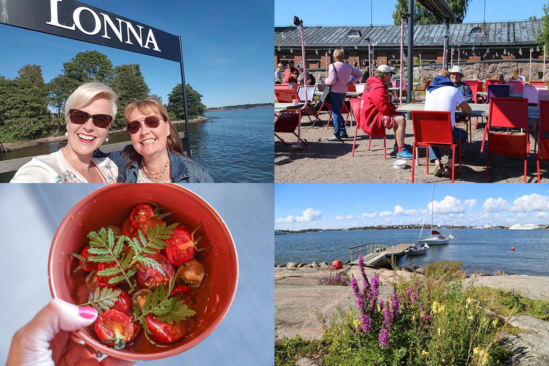 Helsingin Lonna on täydellinen päiväretkikohde