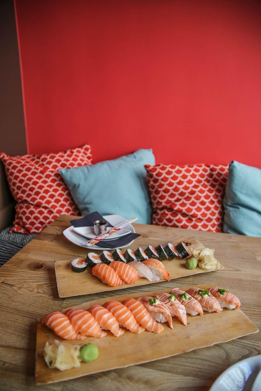 Sushi Lounge. Vantaan parhaat ravintolat: https://walleni.us/