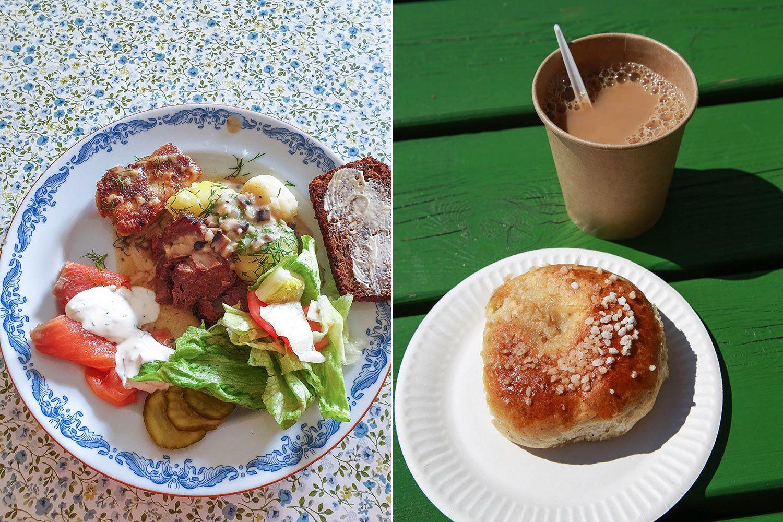 Bengtskärin majakan ravintola: https://walleni.us/ Kuva: Sanna Wallenius