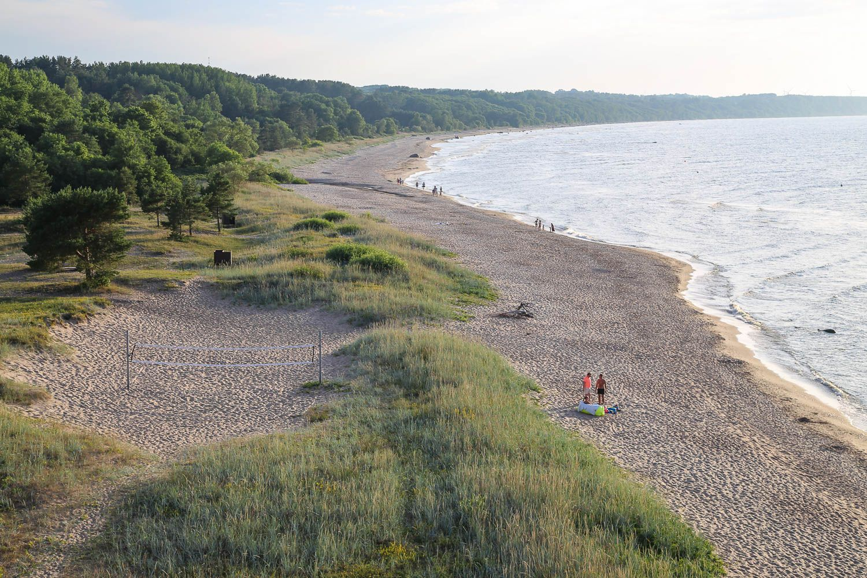 Liimalan ranta, Viro. Lue lisää: https://walleni.us/ Kuva: Sanna Wallenius