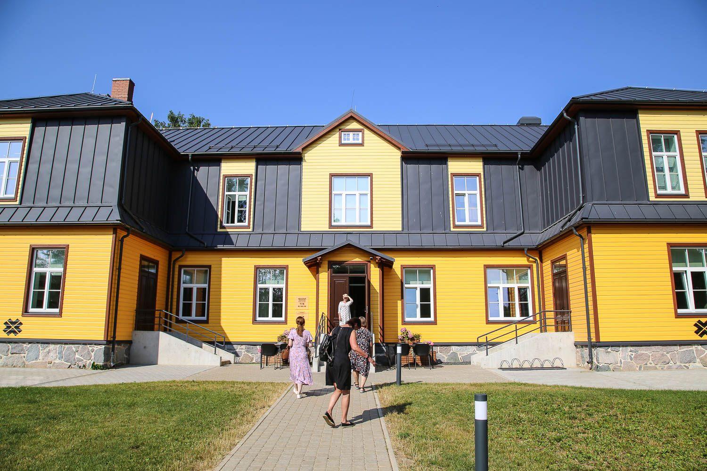 Kalevipoeg museum, Viro. Lue lisää: https://walleni.us/ Kuva: Sanna Wallenius.